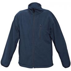 FF BE-02-004 fleece kabát navy XXL