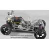 FG Off-Road Beetle WB535, 4WD, čirá karoserie
