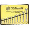Fieldmann FDN 1010 Kombinált villás - és csillagkulcs készlet