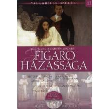 Figaró házassága (CD melléklettel) művészet