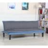 FILA kanapé szürke/kék