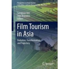 Film Tourism in Asia – Sangkyun Kim,Stijn Reijnders idegen nyelvű könyv