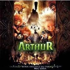 FILMZENE - Arthur And The Minimoys CD filmzene