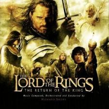 FILMZENE - Lord Of The Rings Return Of The King CD filmzene