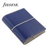 """FILOFAX Kalendárium, gyűrűs, betétlapokkal, pocket méret, , """"Domino"""", kék"""