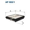 Filtron AP082/1 Filtron levegőszűrő