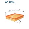 Filtron AP187/4 Filtron levegőszűrő