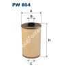 Filtron PW804 Filtron üzemanyagszűrő