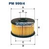 Filtron Üzemanyagszűrő (PM 999/4)