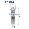 Filtron Üzemanyagszűrő (PP 976/2)