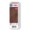 """FIMO Gyurma, 454 g, égethető,  """"Soft"""", csokoládé"""