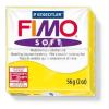 """FIMO Gyurma, 56 g, égethető, FIMO """"Soft"""", citromsárga"""
