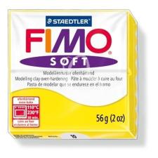 "FIMO Gyurma, 56 g, égethető, FIMO ""Soft"", citromsárga gyurma"