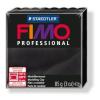 """FIMO Gyurma, 85 g, égethető, FIMO """"Professional"""", fekete"""