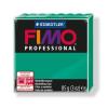 "FIMO Gyurma, 85 g, égethető,  ""Professional"", intenzív zöld"