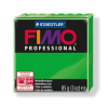 "FIMO Gyurma, 85 g, égethető,  ""Professional"", zöld"