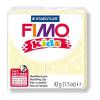 FIMO Kids Gyurma, 42 g, égetheto, gyöngyház sárga