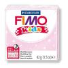 FIMO Kids Gyurma, 42 g, égetheto, gyöngyház világos rózsaszín