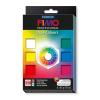 """FIMO """"Professional True Colours"""" 6x85 g égethető gyurma készlet, 6 különböző szín"""