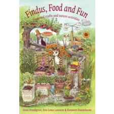 Findus Food and Fun – Eva-Lena Larsson,Kennart Danielsson idegen nyelvű könyv