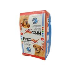 FiproMax Spot On kutya L (10x) élősködő elleni készítmény kutyáknak