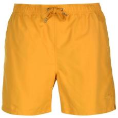 Firetrap férfi fürdőnadrág - Firetrap Swim Shorts Mens Golden Yellow