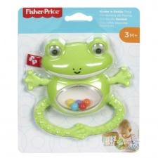 Fisher-Price Fisher Price Szafaris csörgő/rágóka - Béka rágóka
