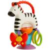 Fisher-Price : zebrás csörgőjáték
