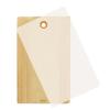 FISKARS Nyírfa vágódeszka cserélhető műanyag vágólappal 1014229