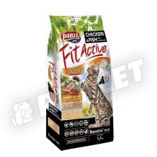FitActive Kitten Chicken Fish 1,5kg macskaeledel