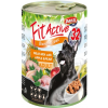 FitActive; Panzi FitActive DOG 800g konzerv meat-mix 800g
