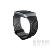 Fitbit Ionic Sport szíj, Large, Black / Charcoal