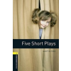 Five Short Plays - Oxford Bookworms Library 1 - MP3 Pack