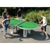 FLACHE-ACHT vandálbiztos köztéri pingpong asztal