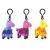 Flair Toys Pinata láma 10cm-es plüss kulcstartó háromféle változatban
