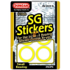 Flambeau Inc. Duncan SG Sticker 12.3 mm