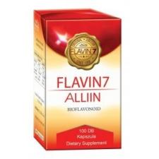 Flavin7 Alliin - bioflavonoid komplex + fokhagyma  - 100 db kapszula gyógyhatású készítmény