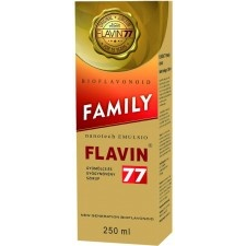 Flavin 77 Family szirup 250 ml vitamin