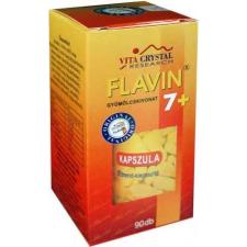 FLAVIN 7 + PREMIUM KAPSZULA 90 DB táplálékkiegészítő