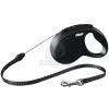 Flexi Classic S kötélpóráz különböző színben, 5 m Fekete