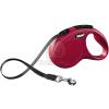 Flexi Classic S szalagpóráz különböző színben, 5 m Piros