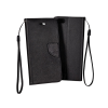 Flexi color book tok - Alcatel Pixi 4 4 - fekete