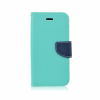 Flexi color book tok - LG K10 - mint - sötétkék