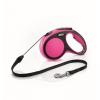 Flexi új Comfort M Zsinór 5m, 20kg-ig Pink