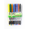 """FLEXOFFICE Tűfilc készlet, 0,3 mm, FLEXOFFICE """"FL01"""", 8 különböző szín"""