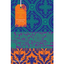 Floral Patterns of India: Gift Wrapping Paper Book – Henry Wilson idegen nyelvű könyv