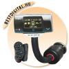 FM Transmitter Bluetooth + váltó
