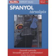 Földes László;Juergen Lorenz SPANYOL TÁRSALGÁS - BERLITZ - CD-ROMMAL - nyelvkönyv, szótár