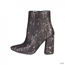 Fontana 2.0 női boka csizma cipő LILLI_fekete