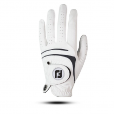 Footjoy W-Sof Glove Ladies LH White M 2pk